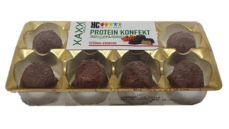 HC Bodycontrol Proteinkonfekt Erdbeer