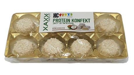HC Bodycontrol Proteinkonfekt Kokos